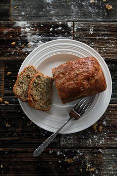 The Best Vegan Banana Bread vegan, plantbased, earth balance, made just right