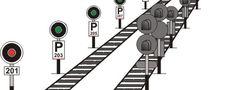 """Abbiamo già visto cosa sia una sezione di blocco, mentre affrontavamo gli impianti di segnalamento; riassumendo la distanza tra un segnale e l'altro costituisce la cosiddetta """"sezione di blocco"""": l'intera linea è divisa in un certo numero di sezioni di blocco. Una sezione di blocco può essere occupata, per ovvie ragioni di sicurezza, da un treno alla volt  Utilizziamo una rappresentazione per semplificare il discorso"""