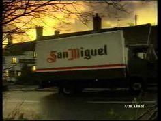 San Miguel, England