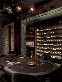 5 Contact room ideas authorized to manufacture - homedecor video game roo Contact room ideas authorized to manufacture - homedecor video game room videogameroom Add a bar to your Man Cave - Man Cave Home Bar 12 Fantastically Funny Playroom Ideas Billard Design, Home Wine Cellars, Man Cave Room, Wine Cellar Design, Cigar Room, Game Room Design, Billiard Room, Bar Lounge, Entertainment Room