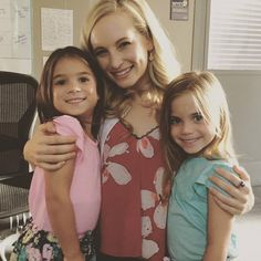 Candice Accola. So sweet