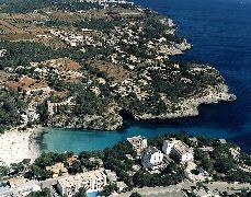 Caló Santanyí, Mallorca, Islas Baleares.