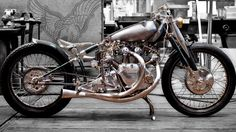 interview with ian and amaryllis of falcon motorcycles - bikerMetric