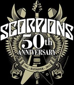 50 Years of Scorpions Band
