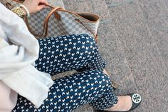Louis Vuitton Never Full Tory Burch Reva Classy Outfit Balmuir Scarf