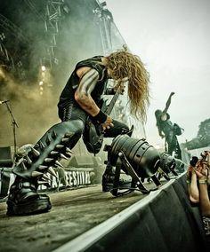 Behemoth... I want those shin guards