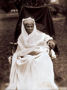 "Today In History    'Harriet Tubman, abolitionist, author, and engineer of the Underground Railroad, led Union Army guerillas into South Carolina and freed nearly 800 slaves on this date June 2 1863. Tubman was the first woman in U.S. history to command an armed military raid.'    ""I freed a thousand slaves I could have freed a thousand more if only they knew they were slaves."" - Harriet Tubman    (photo: Harriet Tubman)    - CARTER Magazine"