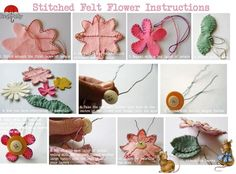Red-Brolly-stitched-felt-flower-instructions