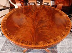 English Breakfast Table in Mahogany, circa 1836 image 5