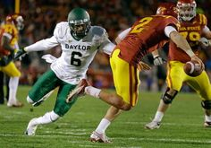 A hybrid safety/linebacker on a Baylor defense that improved immeasurably this season. Finished with 70 tackles and seven passes defended, and was the clear leader of a unit that had as much to do with Baylor's first outright conference championship since 1980 as its more publicized offense.