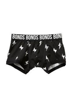 BONDS Boys Fit Trunk | Boys Trunks Underwear | UXPP1A