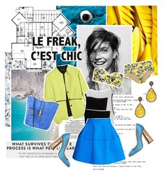 """""""le freak, c'est chic"""" by parallel-universe ❤ liked on Polyvore featuring Cinque, Narciso Rodriguez, Helmut Lang, H&M, Dsquared2, Gucci and J/Hadley"""