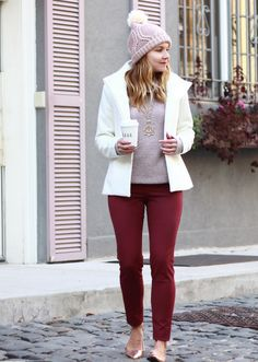 The Steele Maiden: Cozy Winter Style with @oldnavy #oldnavystyle
