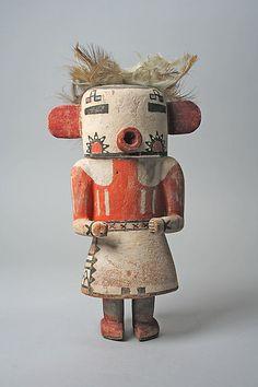 Beautiful 20th century Hopi Katsina
