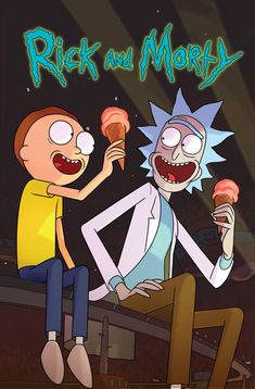 Rick And Morty Image, Rick Und Morty, Rick And Morty Drawing, Ricky Y Morty, Rick And Morty Poster, Rick And Morty Comic, Poster Design, Cartoon Wallpaper, Cartoon Characters