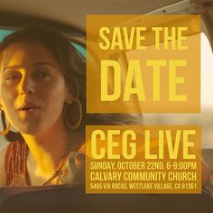 """CEG goes live!!! With worship, """"the word,"""" and a talk show with Christians In entertainment at the top of the industry sharing their faith journey and teaching us to become better storytellers and film makers. Join us! Christianentertainmentguild.com"""