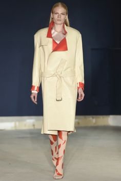londonfashionweek, ss15, fashion, Thomas Tait, fashioninspiration, josephburke