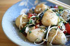 Thai-Style Scallops