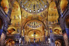 saint mark's basilica - Buscar con Google