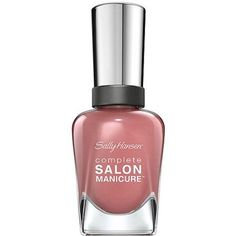 Sally Hansen Complete Salon Manicure Nail Color, So Much Fawn, Brown