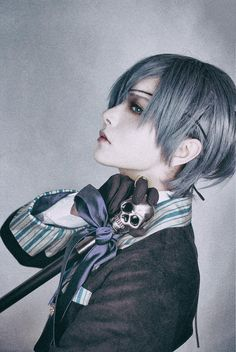 likyosan(米线菌) Ciel Phantomhive Cosplay Photo - Cure WorldCosplay