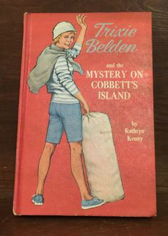 A personal favorite from my Etsy shop https://www.etsy.com/listing/467961719/trixie-belden-and-the-mystery-on