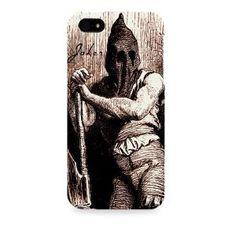 Dark Knight-Batman Joker Axe Apple I phone 5 & 5S case (Officially Licensed)