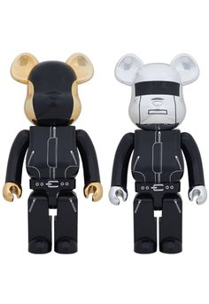 MEDICOM TOY - BE@RBRICK 1000% DAFTPUNK    ONE MORE TIME~~