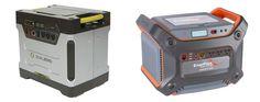 Best Solar Generator Face-off: Goal Zero Yeti 1250 Vs EnerPlex Generatr 1200