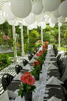 Pre Prom Dinner Ideas I Used From Other Pins Thanks Pinteresters Theme Was Yellow Red And Black Double Napkins With Tag On The Front Clothe