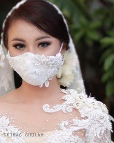 Mouth Mask Fashion, Fashion Face Mask, Easy Face Masks, Diy Face Mask, Bridal Mask, Crochet Mask, Nose Mask, Diy Mask, Fashion Sewing