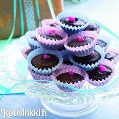 Helpot konvehdit | Kotivinkki Home Food, Feta, Projects To Try, Sweets, Baking, Desserts, Recipes, Tailgate Desserts, Deserts