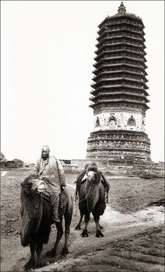 The Cishou Pagoda (慈寿塔) or Yong'anwanshou Pagoda (永安万寿塔), in Beijing was built in 1578 AD during the late Ming Dynasty.