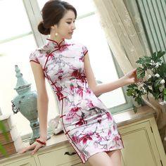qipao chinese dress for women            https://www.ichinesedress.com/