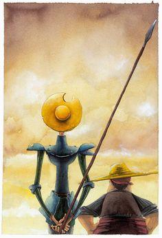 El Club de los Libros Perdidos: 20 frases que pensabas que el Quijote dijo...pero nunca dijo.