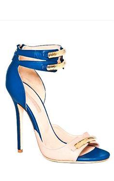 Trendy High Heels Inspiration    Elie Saab  - #Heels https://talkfashion.net/shoes/heels/trendy-high-heels-inspiration-elie-saab-4/