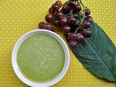 Raw Vegan Fruity Green Smoothie
