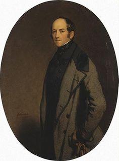 Count Alexei Bobrinsky, 1844 (Franz Xaver Winterhalter) (1805-1873) Location TBD