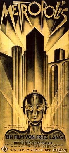 Metropolis Movie Heinz Schulz-Neudamm