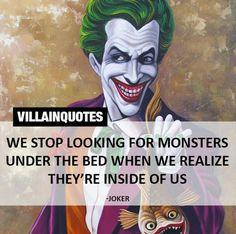a small villain quotes dump - Album on Imgur