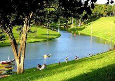 Quinta da Boa Vista - São Cristóvão - Rio de Janeiro
