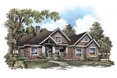 Cottage Floorplan AFLFPW75778