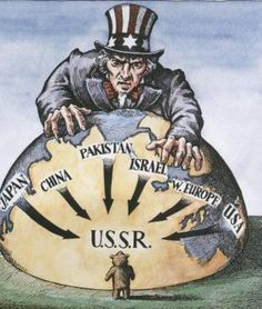 The cold war geographic context. Years: 1945- 1980's Countries involved: Japan, China, Pakistan, Israel, West europe, USA, USSR