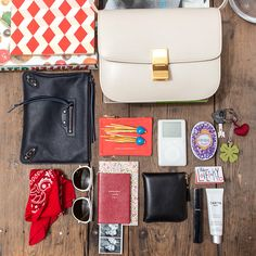 【ELLE】バッグの中身を拝見|エル・オンラインbag, сумки модные брендовые, bags lovers, http://bags-lovers