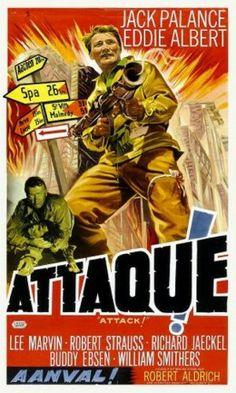 1956 movie ATTACK