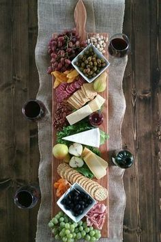 42 Inch- Extra Large Wooden Serving Platter- Cheese Board- i.- 42 Inch- Extra Large Wooden Serving Platter- Cheese Board- in Oak- by Red Maple Run- Cutting Board- Gift for Foodie image 1 - Cheese Platters, Food Platters, Cheese Table, Party Platters, Wooden Serving Platters, Charcuterie And Cheese Board, Cheese Boards, Cheese Cutting Board, Cutting Boards