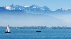 Lake Constance in Austria