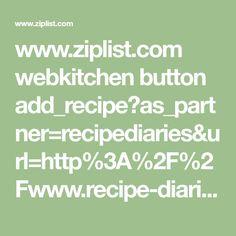 www.ziplist.com webkitchen button add_recipe?as_partner=recipediaries&url=http%3A%2F%2Fwww.recipe-diaries.com%2F2016%2F01%2F31%2Fweight-watchers-slow-cooker-taco-soup%2F