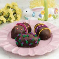Homemade Chocolate Easter Eggs Recipe -This recipe is over 35 years old. My home economics teacher in high school had us make the eggs as a class project—and the candies have been a big hit ever since.—Julie Warren, Conyers, Georgia
