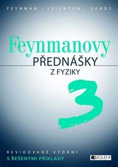 Obálka titulu Feynmanovy přednášky z fyziky